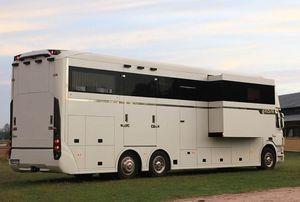 neu auf dem deutschen markt exklusive pferdetransporter. Black Bedroom Furniture Sets. Home Design Ideas