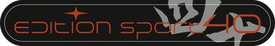 EDITION_SPORT40_Logo