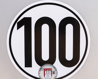 100 km/h-Regelung