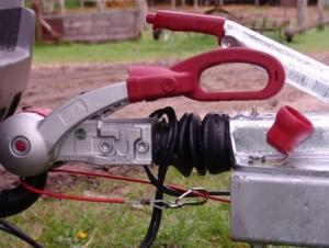 Antischlingerkupplung