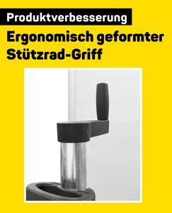 Humbaur-Stuetzradgriff