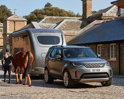 Pferdeanhängerzugfahrzeug_Land Rover Discovery