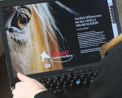 Cavallo online Academy